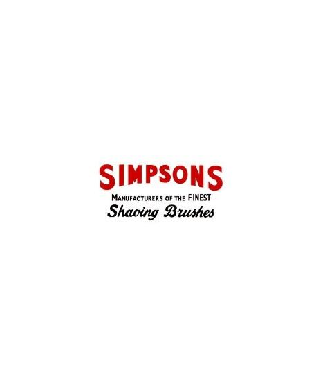Simpsons shaving brushes